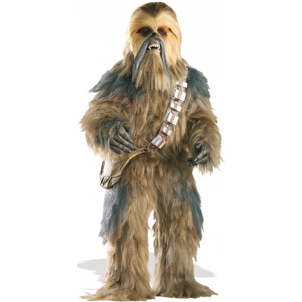 d guisement chewbacca star wars collector adulte. Black Bedroom Furniture Sets. Home Design Ideas