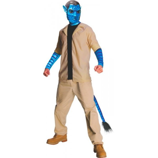 Costume Déguisement Jake Sully Avatar Adulte