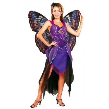 Déguisement fée papillon...