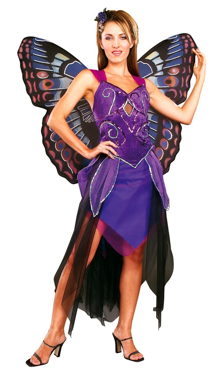 deguisement femme papillon